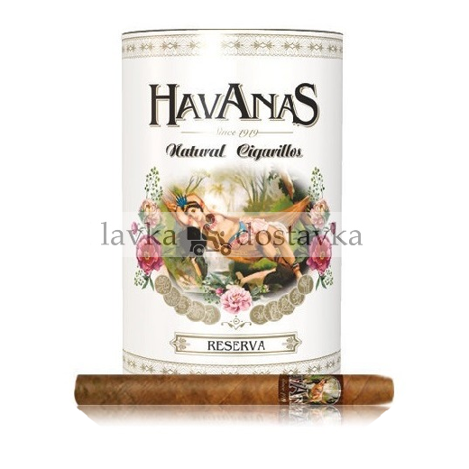Сигариллы Havanas «Reserva» Natural Leaf