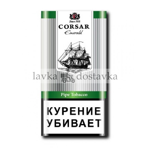 Трубочный табак «Corsar of the Queen» Pipe - Emerald